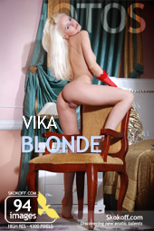Skokoff gallery - Blonde - 94 photos - Vika