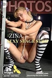 Skokoff gallery - Sexy Stage Strip - 96 photos - Zina