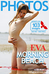 Skokoff.com gallery - Morning Beach - 103 photos - Eva
