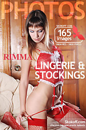 Skokoff gallery - Lingerie & Stockings - 165 photos - Rimma