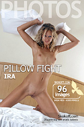 Skokoff gallery - Pillow Fight - 96 photos - Ira