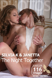 Skokoff gallery - The Night Together - 116 photos - Silvia K and Janetta