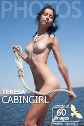 Skokoff gallery - Cabin Girl - 60 photos - Teresa
