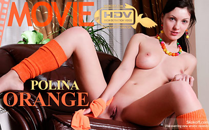 Skokoff.com movie - Orange - Polina