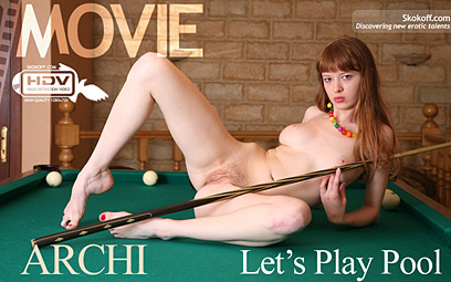 Skokoff movie - Let's Play Pool - Archi