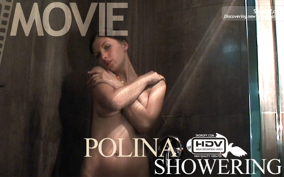 Skokoff.com movie - Showering - Polina
